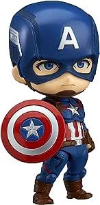 Avengers: Age of Ultron - Captain America: Hero's Edition [Nendoroid 618]