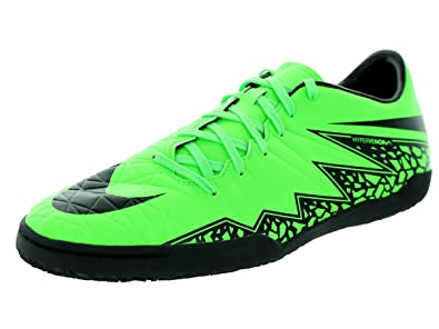 3fcf07cca Image Unavailable. Image not available for. Color  Nike Hypervenom Phelon  II Indoor  Green ...
