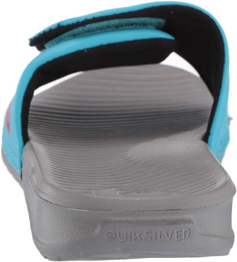 Quiksilver Kids Bright Coast Adjust Youth Slide Sandal