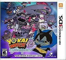 Yo-Kai Watch 2: Psychic Specters 3DS - Nintendo 3DS
