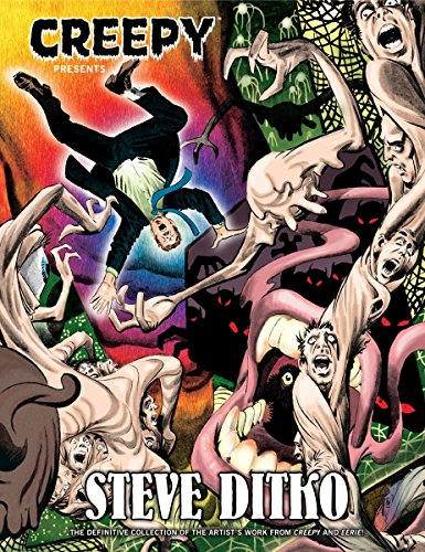 Creepy Presents Steve Ditko (Creepy Archives) -