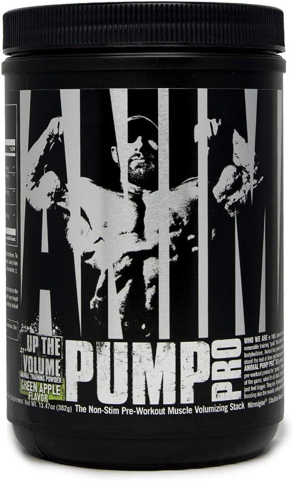 Animal Pump Powder