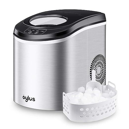 Amazon.com: Oylus - Máquina de helado eléctrica para hacer ...