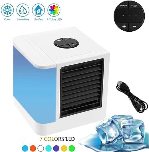 Lovego Air Portatil Cooler Acondicionado Climatizador Evaporativo ...