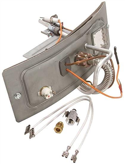 American calentador de agua gidds-481320 Kit de conversión de Gas Natural BFG fg-