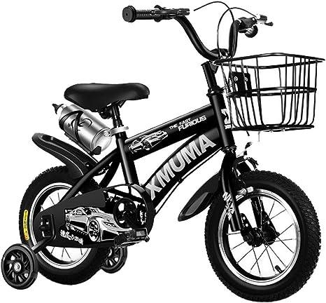 K-G Bicicleta Infantil Bicicletas De Los Niños Niños De La Bici 12 ...