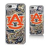 Keyscaper NCAA Auburn Tigers KGLG7X-0AUB-PAISL1 Apple iPhone Glitter Case, iPhone 8 Plus/7 Plus/6 Plus, Clear