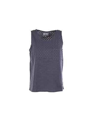 Xs Woolrich Tank Femme Grey Rich T Penn F Double Shirt Wytee0428 cRAS34jq5L