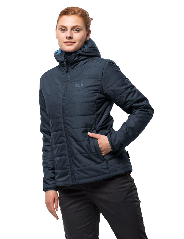 Jack Wolfskin Damen Maryland Jacket Steppjacke Winddicht Wasserabweisend Atmungsaktiv Jacke Wattiert