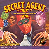 Secret Agent X #4: The Ambassador of Doom | Paul Chadwick