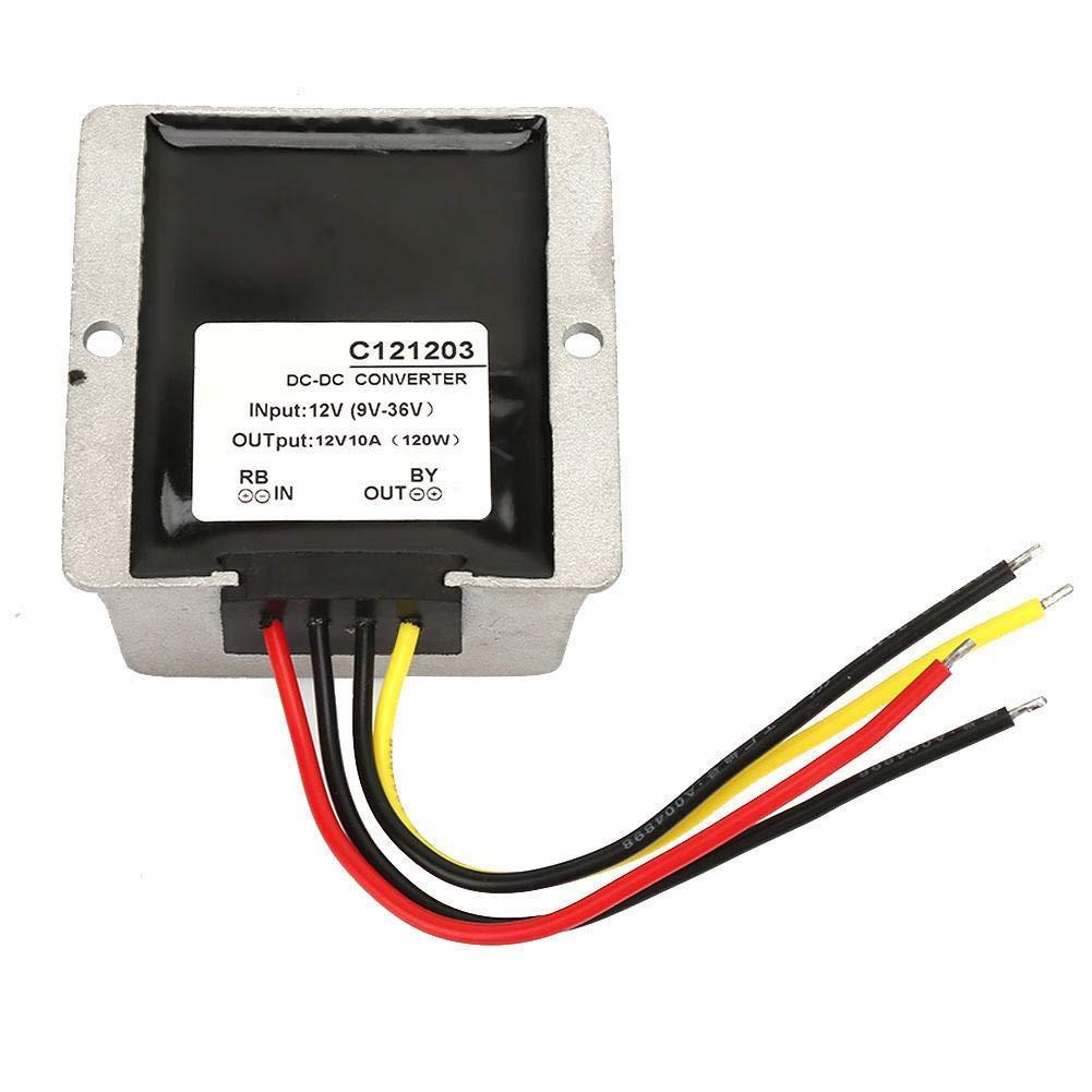 10A Auto Step UP//Down Converter Boost//Buck Voltage Regulator Module 9-36V to 12V
