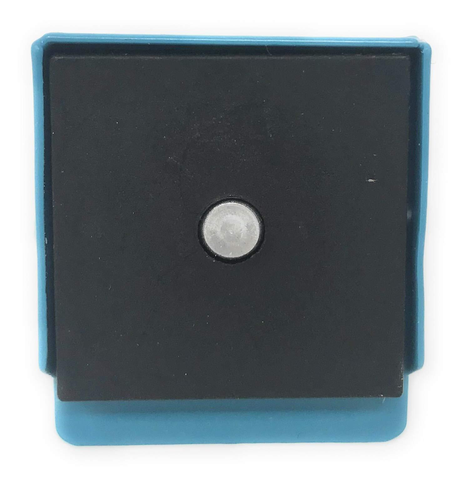 Bundle of Listo 1620 Marking Pencil/Grease Pencils/China Marking Pencils/Wax Pencils - Black, Box of 12 With 72 Refills With Bonus Magnetic Memo Clip by Listo (Image #5)