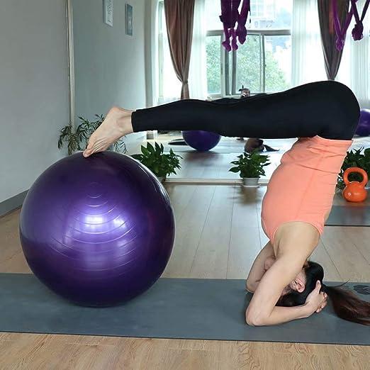 LOVEMLQL fitness levante ball gimnasia ball pelota balon pilates ...