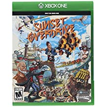 Sunset Overdrive Replend Sku - Xbox One Standard Edition