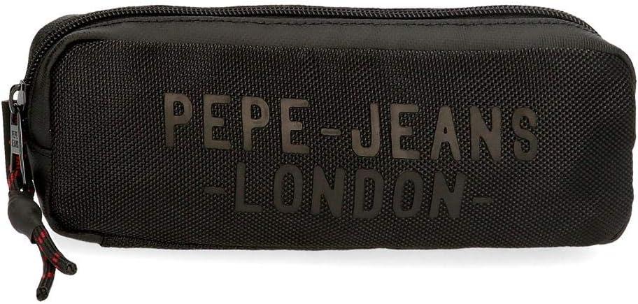 Estuche Pepe Jeans Bromley Negro: Amazon.es: Equipaje