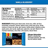 KIND Healthy Grains Bars, Vanilla Blueberry, Gluten Free, 1.2 oz, 5 Count