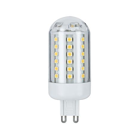Paulmann 28112 - Bombilla LED con casquillo de patillas de alta tensión (3,5