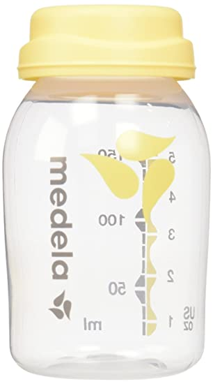 Amazon.com: Medela 5 oz 6 Pack Leche Materna Collection y ...
