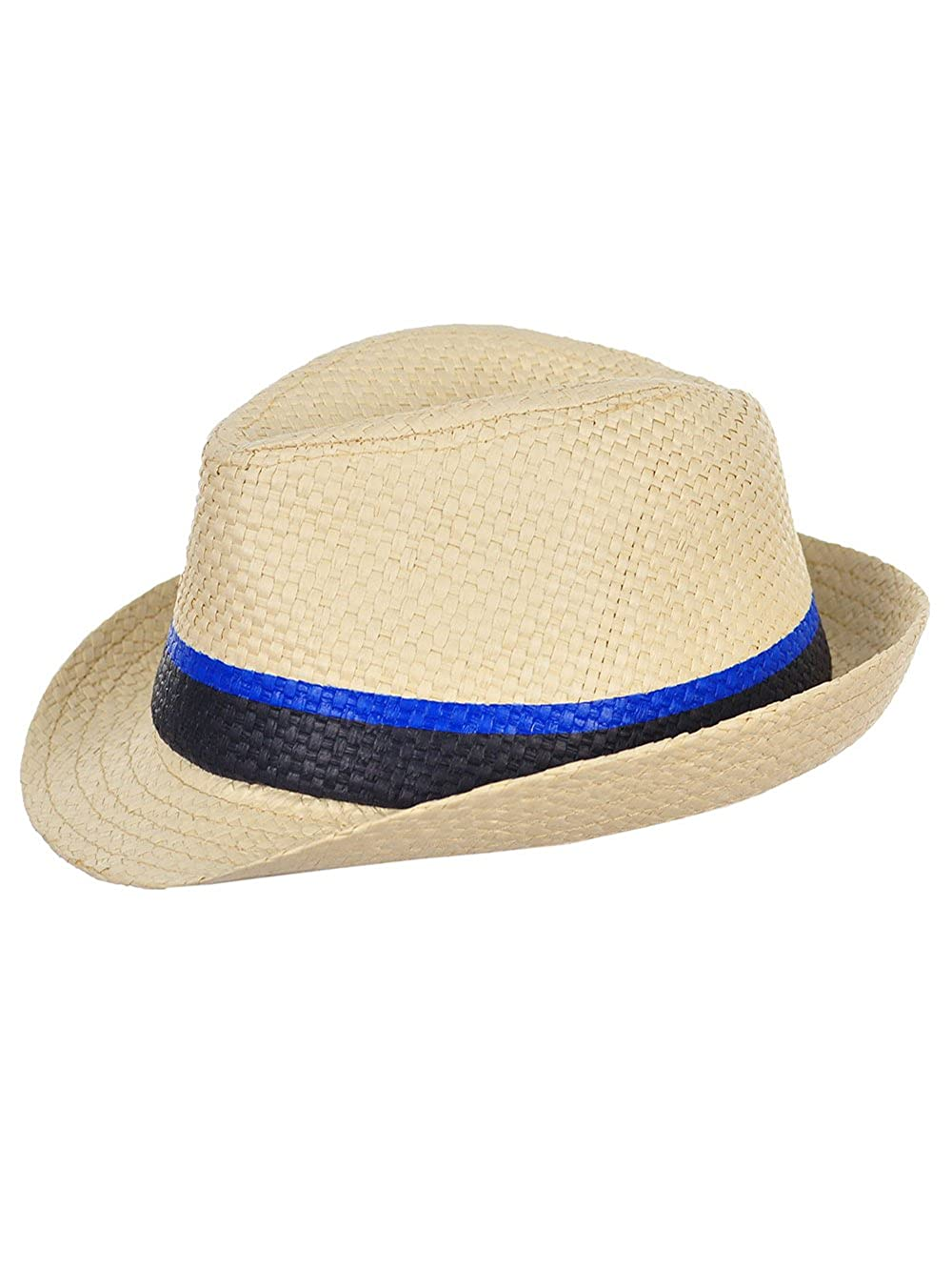 d405fc1af55e9 Carter s Baby Boys  Boater Hat - Multi - 0 - 9 Months  Amazon.co.uk   Clothing