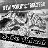 Sore Throat / New York Against by SORE THROAT / NEW YORK AGAINST