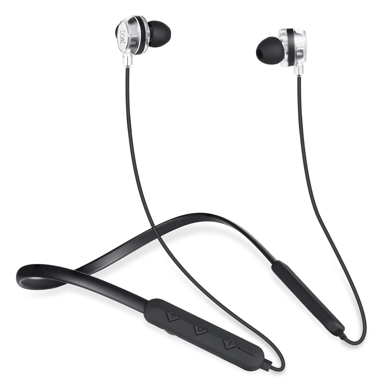 Boat Rockerz 305 On Neck Wireless Bluetooth Earphones Amazon In Electronics