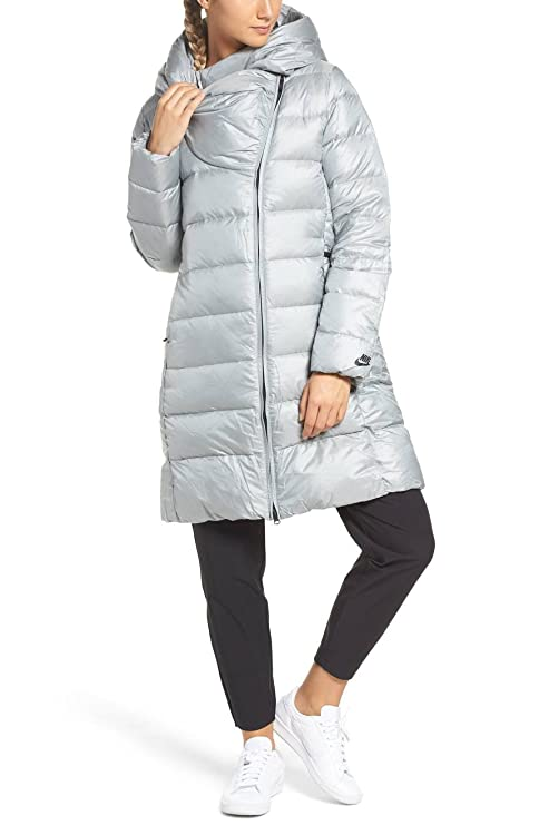 22c65e6d6fb8 Image Unavailable. Image not available for. Color  Nike Womens Sportswear  Down Parka ...