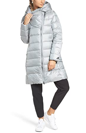 4432d3562d Image Unavailable. Image not available for. Color  NIKE Sportswear Women s  Down Fill Parka Coat ...