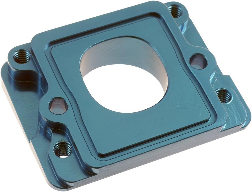 30/PWK carburateur Collecteur dadmission 30//35/mm POLINI avec Spacer pour Piaggio avec 24