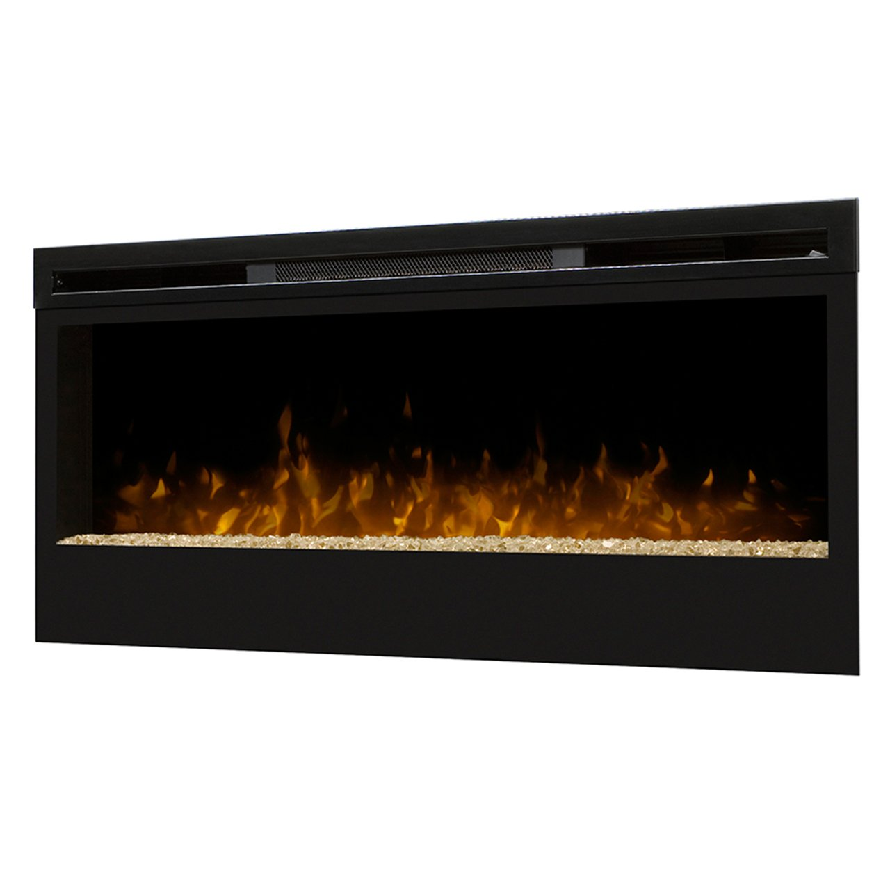 Dimplex BLF50 50-Inch Synergy Linear Wall Mount Electric Fireplace Cozy, Realistic Flame Effect - Top Of The Line