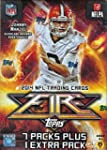 2014 Topps FIRE NFL Football Factory...