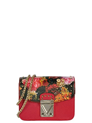 52c4592386 Valentino by Mario Cyprus Mini Clutch Bag - Cyprus - VBS2DG01 - Red:  Amazon.co.uk: Shoes & Bags