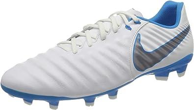 Parcial sabiduría Triatleta  NIKE Tiempo Legend 7 Academy FG, Zapatillas de Fútbol Hombre: Amazon.es:  Zapatos y complementos