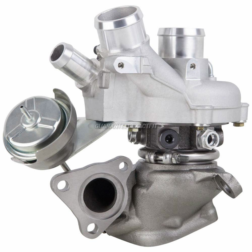 BuyAutoParts 40-30671AN New New Left Side Turbo Turbocharger For Ford F-150 3.5L EcoBoost 2010 2011 2012