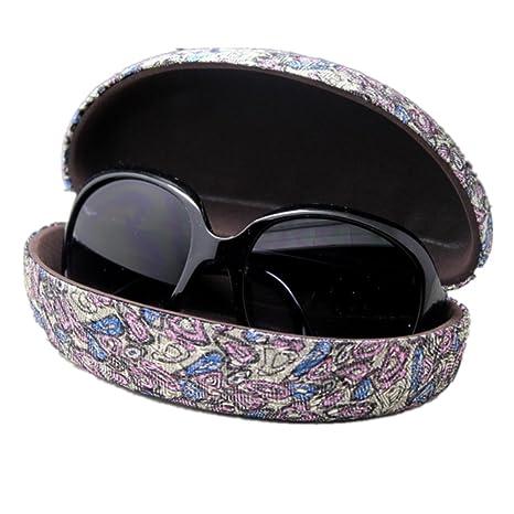 Luxus donna occhiali custodia rigida in legno per occhiali da sole occhiali da lettura per esterni NKceIvcB
