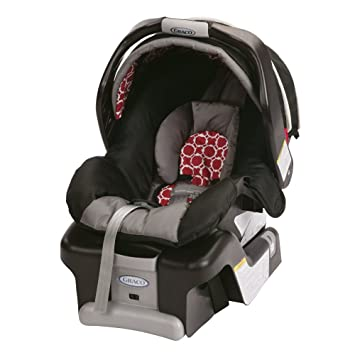 Amazon.com : Graco Snugride Classic Connect Infant Car Seat, Yield ...