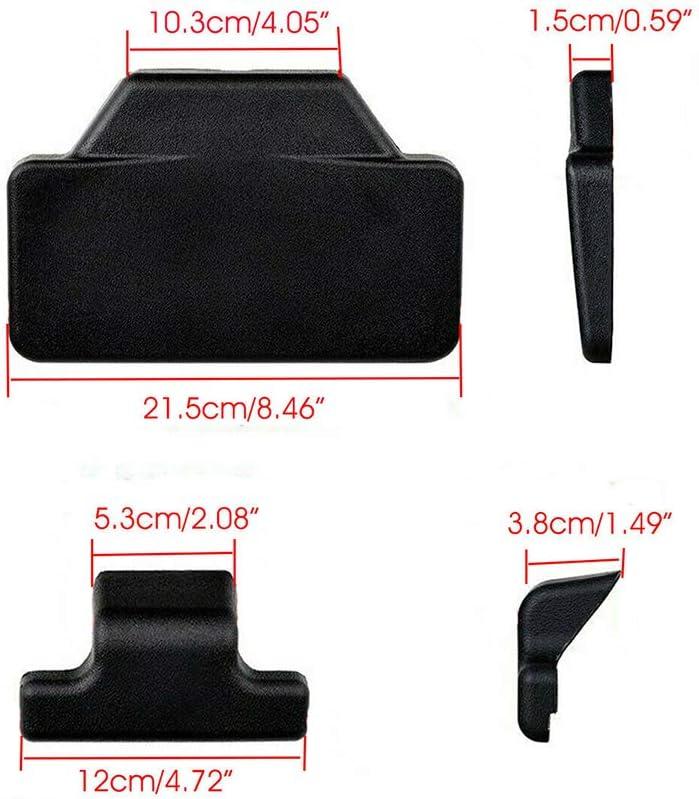 dick f/ür R1200GS F800GS weich wasserfest SAXTEL R/ückenlehnen-Pad R/ückseite Dekoration abnehmbar Ersatz f/ür Gep/äck selbstklebend