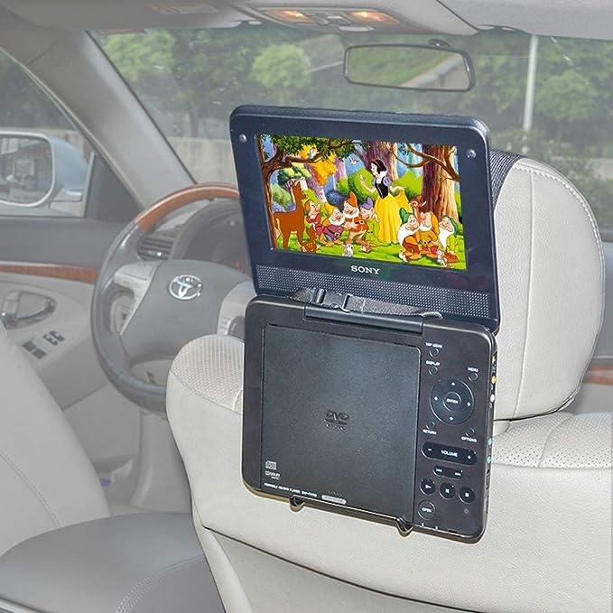 Tfy Universal Auto Kopfstützenhalterung Für 7 Zoll Und 11 Zoll Dvd Player Elektronik