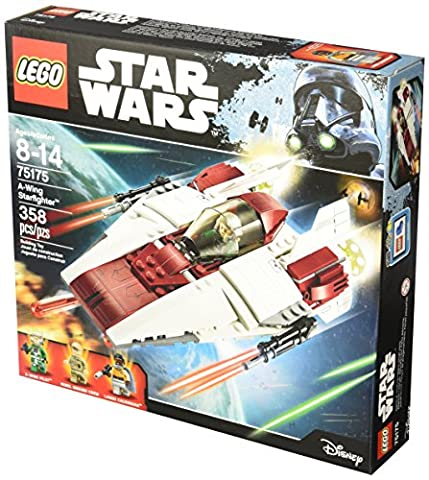 LEGO Star Wars A-Wing Starfighter (75175) (Gears Of War Mission)