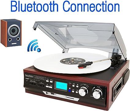 Amazon.com: boytone bt-37 m-c altavoz estéreo de 3 ...