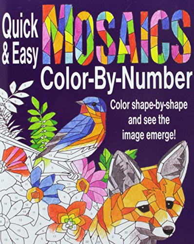 Quick & Easy Mosaics Color-by-Number]()