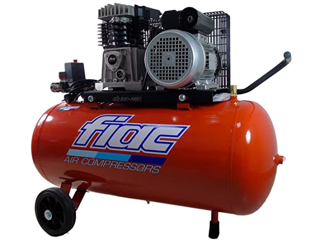 Compressore aria 100 lt FIAC AB 100-360 M: Amazon.es: Deportes y aire libre