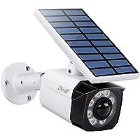 BNT 800-Lumens 8 LED Waterproof Wireless Motion Sensor Solar Lights