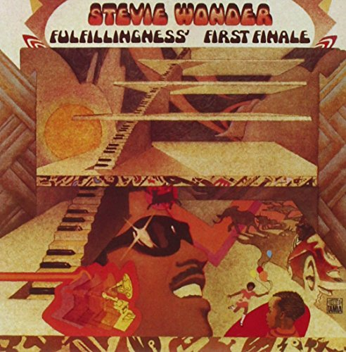 Fulfillingness' First Finale (Dvd Stevie Wonder)