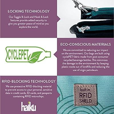 Haiku Women's Jaunt Eco Crossbody Handbag