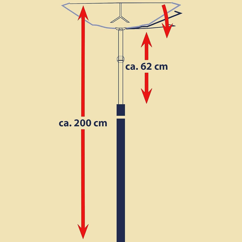 TW24 Teleskop Unterfangkescher Angel Kescher Teleskopkescher Angelkescher Fischernetz Teleskopstange
