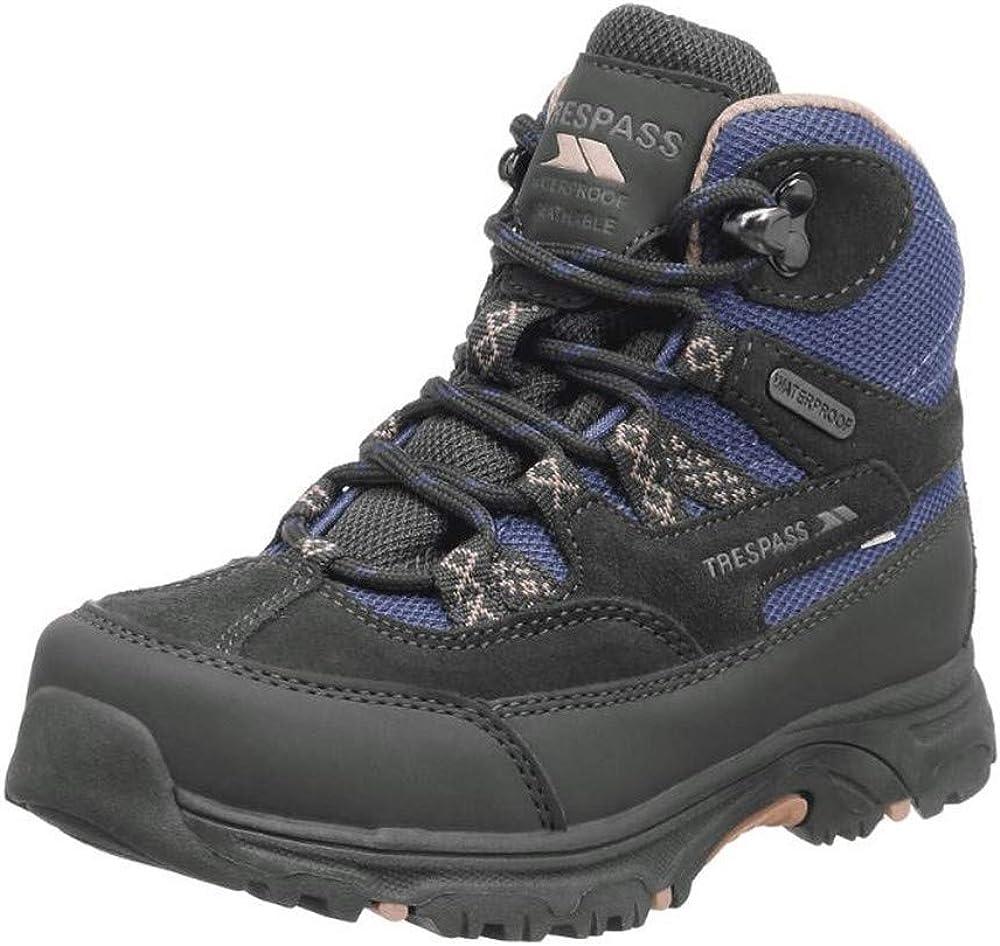 Trespass Childrens//Kids Cumberbatch Waterproof Walking Boots