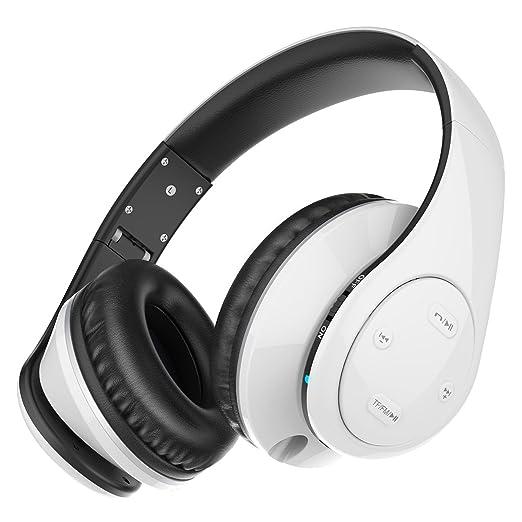 4 opinioni per Picun P7 Wireless Headphones Bluetooth comodo pieghevole V4.0 Over-Ear