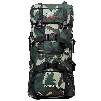 73ecb31031e9 Image Unavailable. Image not available for. Color  New 90L Outdoor  Camouflage Backpack ...