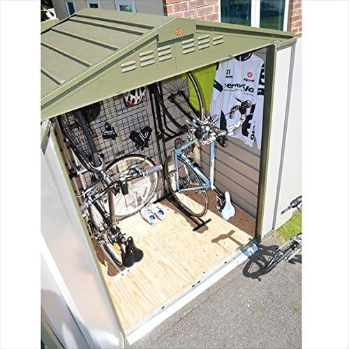 ガーデナップ 自転車倉庫 TM6サイクルプラス D60TM6CPOG