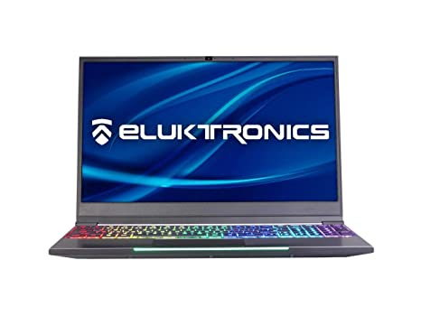 "Eluktronics MECH-17 VR Ready Mechanical Keyboard Gaming Laptop - Intel  i7-8750H Hexa Core Win 10 Home 6GB GDDR5 NVIDIA GeForce GTX 1060 17 3""  144Hz"